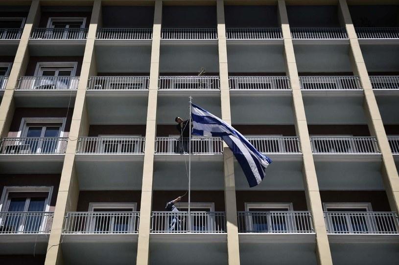 Grecja /AFP