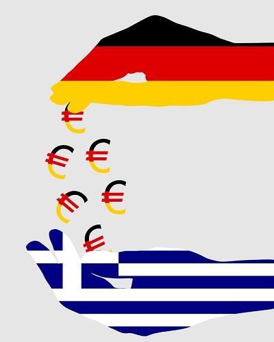 Grecję ratowano przed bankructwem aż trzy razy /©123RF/PICSEL