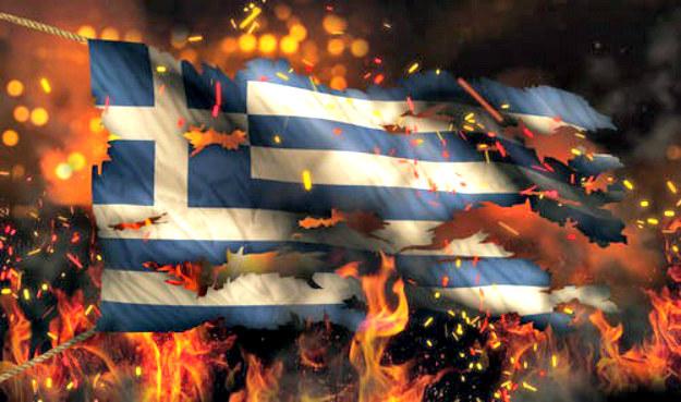 Grecji brakuje 1,6 miliarda euro, aby jej gospodarka znów mogła zacząć działać. Pewien Brytyjczyk postanowił zebrać w internecie potrzebną kwotę /East News