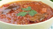 Grecka fakesa - zupa z soczewicy