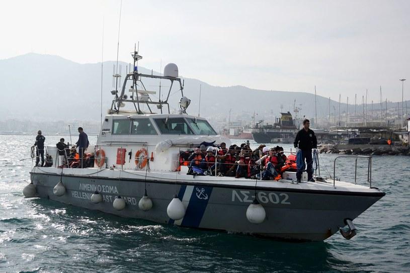 Grecka straż przybrzeżna; zdj. ilustracyjne /AFP