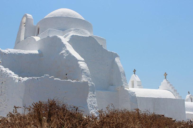 Grecka świątynia. /123RF/PICSEL