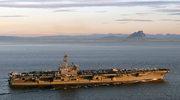 Grecka TV: Lotniskowiec USA zacumował przed portem w Pireusie