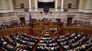 Grecki parlament poparł umowę z Macedonią