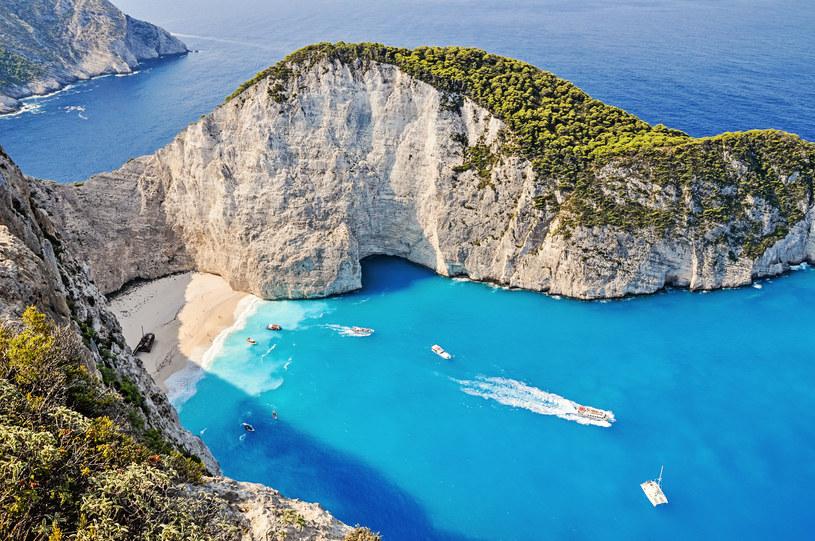 Greckie plaże /123RF/PICSEL