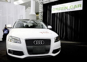 Green Car of the Year /poboczem.pl