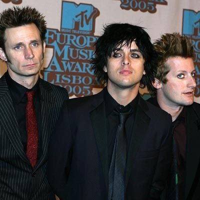 Green Day /AFP
