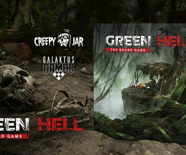 Green Hell: The Board Game coraz bliżej kampanii na Kickstarterze – poznajcie zasady gry