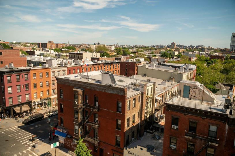 Greenpoint w ostatnich latach stał się modną lokalizacją /Richard Levine/agefotostock/East News /East News