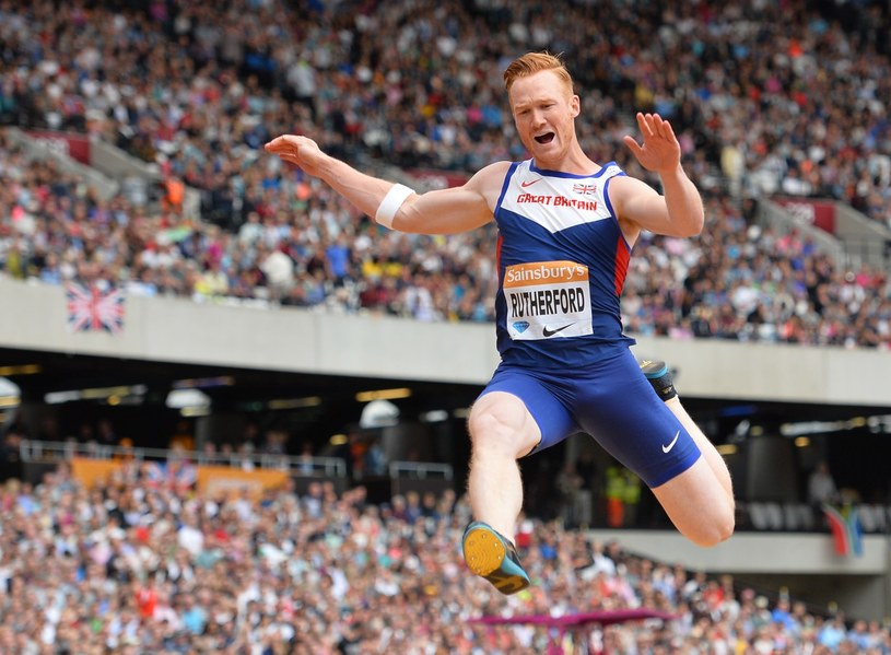 Greg Rutherford /AFP