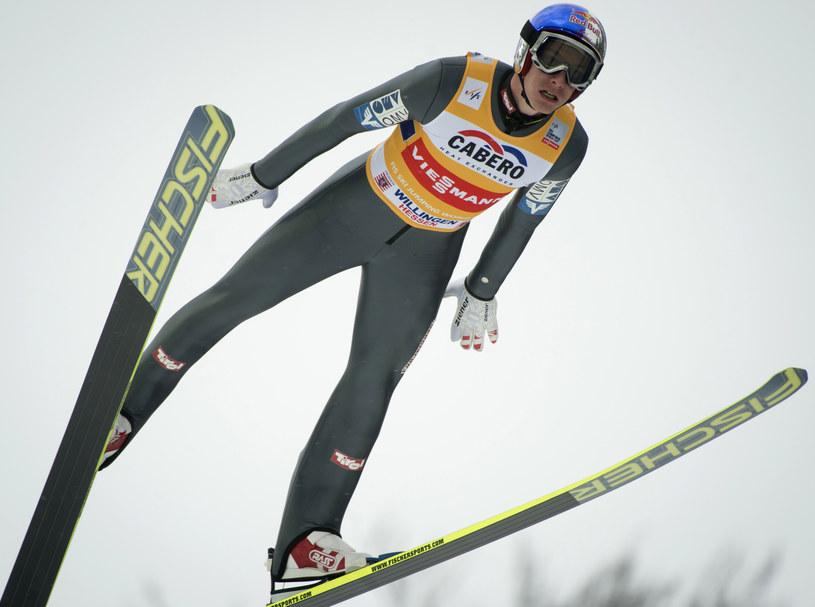 Gregor Schlierenzauer /AFP