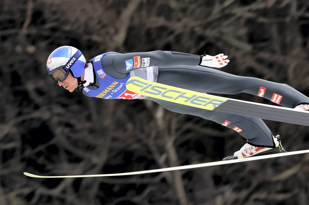 Gregor Schlierenzauer / Grzegorz Momot    /PAP