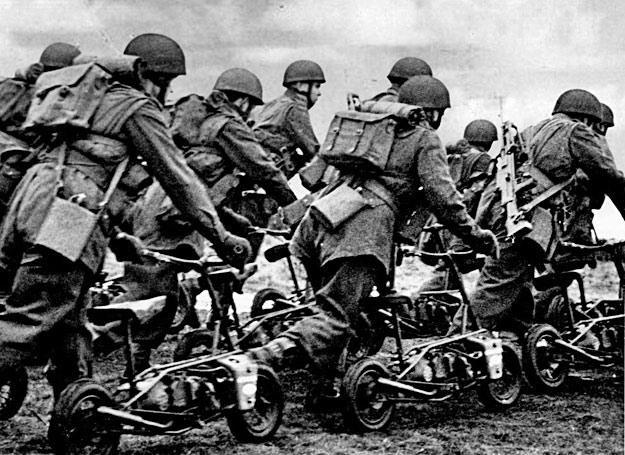 Grenadierzy na szkoleniu /Polska Zbrojna