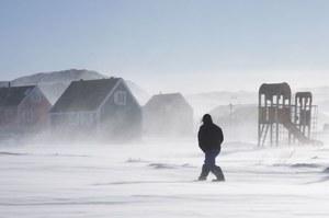 Grenlandia ciemnieje