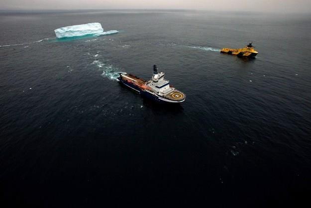 Grenlandia: Fiasko nadziei na naftowe eldorado... /AFP