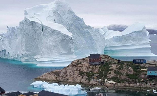 Grenlandia w dzień straciła 2 miliardy ton lodu
