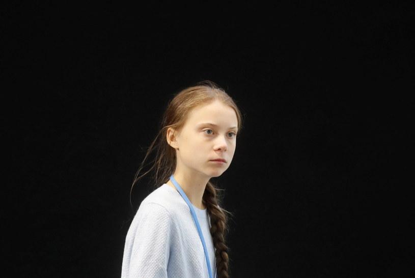 Greta Thunberg /JUAN CARLOS HIDALGO    /PAP