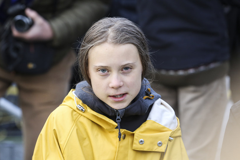 Greta Thunberg / Massimiliano Ferraro/NurPhoto /Getty Images