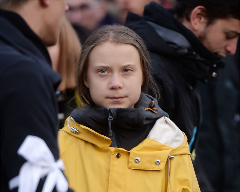 Greta Thunberg /FILIPPO MONTEFORTE /AFP