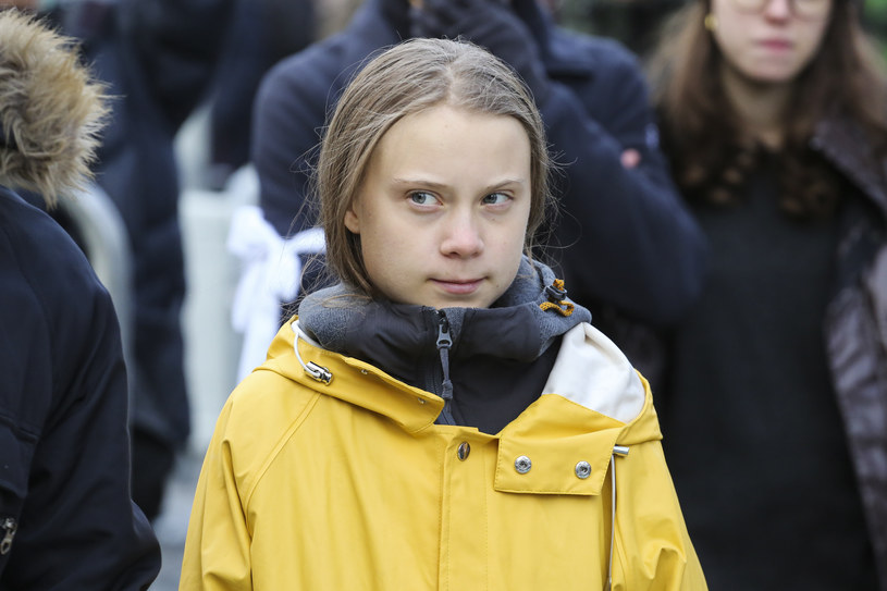 Greta Thunberg / Massimiliano Ferraro/NurPhoto /Getty Images