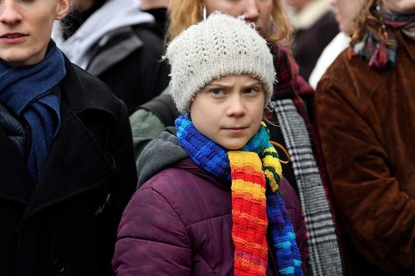Greta Thunberg /AFP