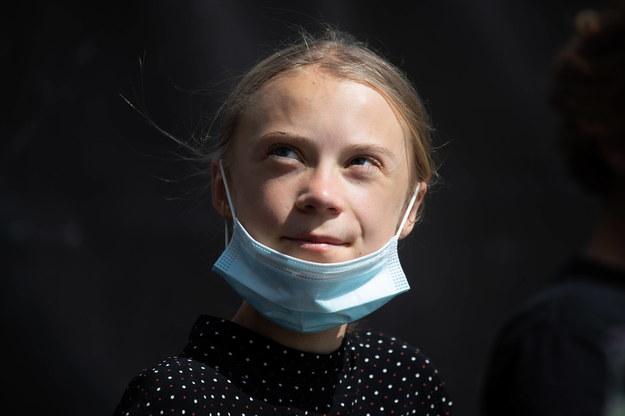 Greta Thunberg /HAYOUNG JEON /PAP/EPA