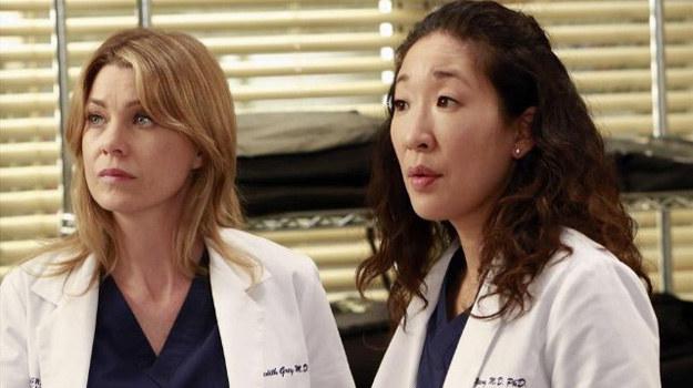 Grey będzie czuła się opuszczona przez Yang. Zastanawia się, co jest dla niej w życiu ważne. /Ron Tom/ ABC /materiały prasowe