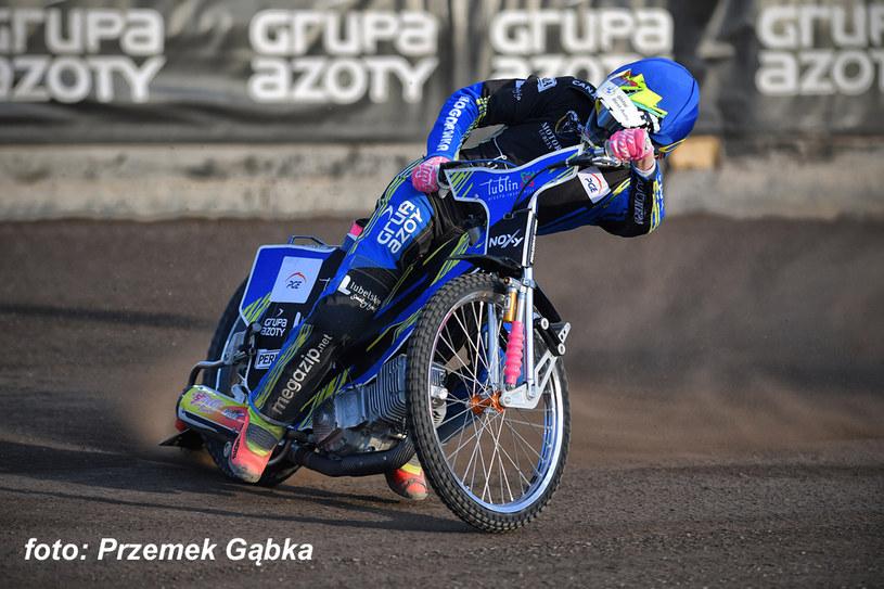 Grigorij Łaguta /Przemysław Gąbka /Flipper Jarosław Pabijan