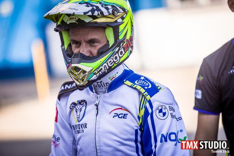 Grigorij Łaguta /Tomasz Jocz /Flipper Jarosław Pabijan