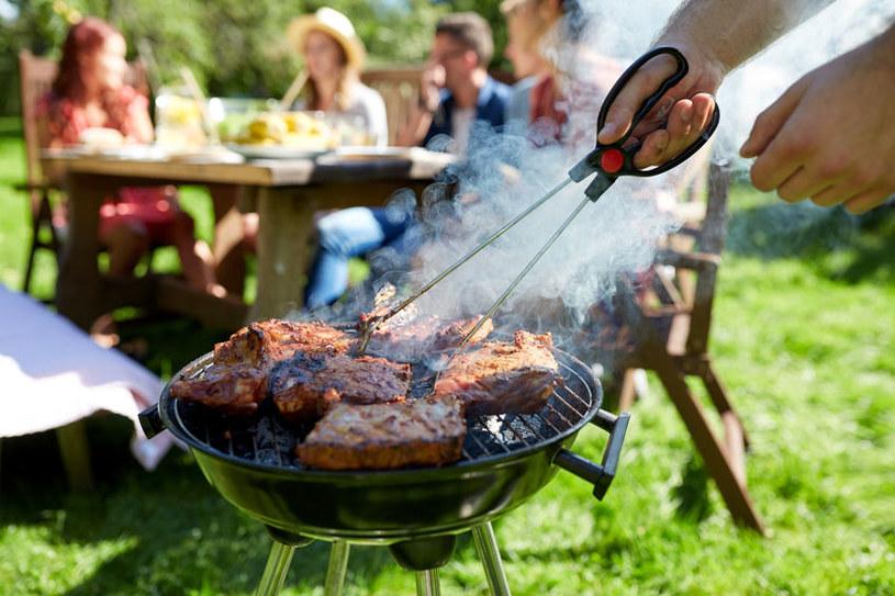 Grillowane jedzenie /©123RF/PICSEL