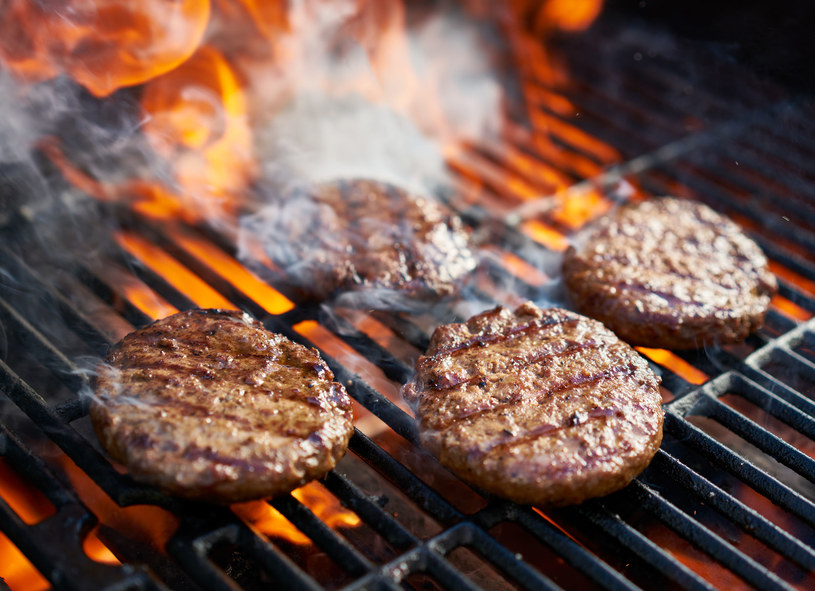 Grillowane mięso /123RF/PICSEL