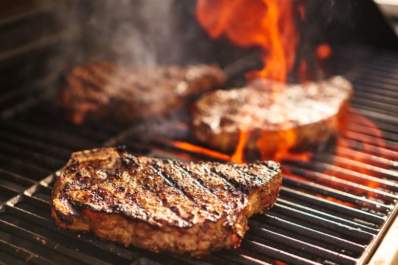Grillowane mięso /©123RF/PICSEL