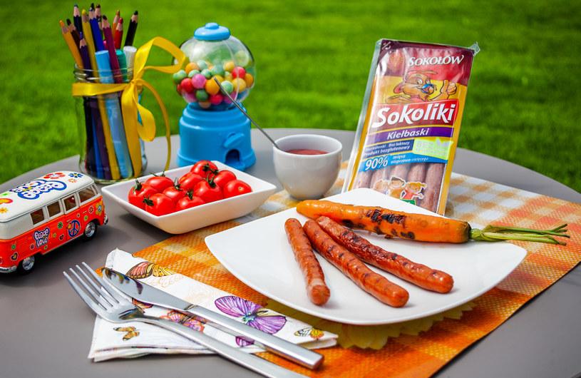 Grillowane warzywa również mogą być znakomitym posiłkiem z grilla dla dzieci / fot. Martyna Taras Filmsee /materiały promocyjne