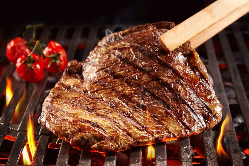 Grillowany stek /©123RF/PICSEL