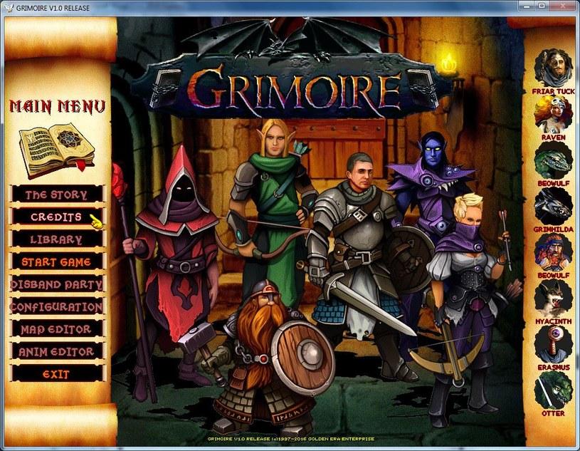 Grimoire: Heralds of the Winged Exemplar /materiały prasowe