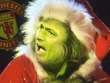 """""""Grinch"""" Mourinho ukradł święta piłkarzom"""