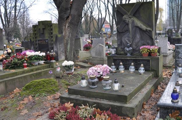 Grób generała Romana Gozdawa-Kaweckiego na cmentarzu Rakowickim w Krakowie /Archiwum autora