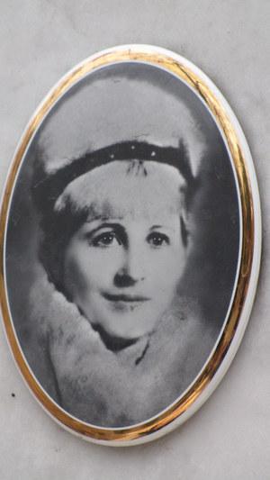 Grób Lidii Nowikowskiej //