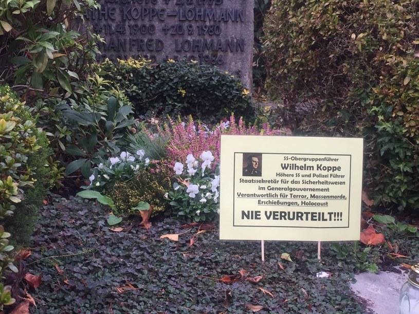 Grób Wilhelma Koppego w Bonn, fot. Agnieszka Rycicka /Deutsche Welle