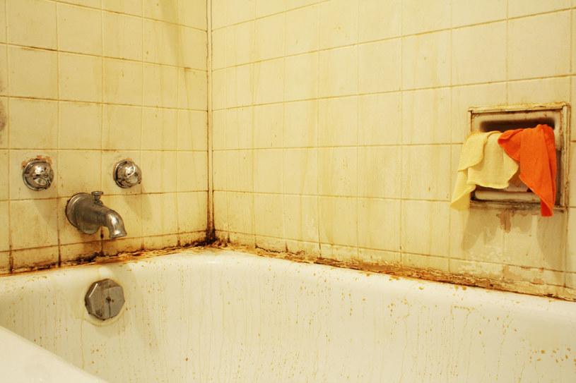 Gromadząca się w łazience wilgoć prędzej czy później spowoduje widoczne szkody /123RF/PICSEL
