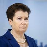 Gronkiewicz-Waltz: To ratowanie sytuacji w sondażach