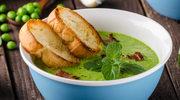 Groszek i mięta - sposób Jamiego Olivera na upał