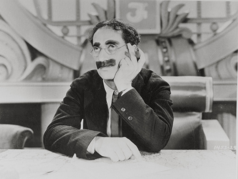 Groucho Marx /Paramount Pictures /Agencja FORUM