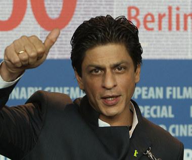 Grożą Shahrukhowi Khanowi