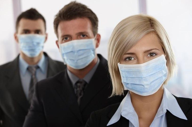 Grozi nam pandemia? Wskrzeszono wirus grypy hiszpanki /123RF/PICSEL