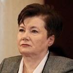 Groził Hannie Gronkiewicz-Waltz. Usłyszał zarzuty