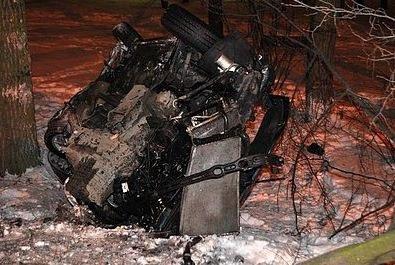 Groźny wypadek w Bytomiu /KWP Katowice
