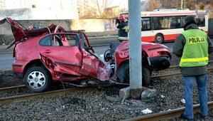 Groźny wypadek w Gdańsku