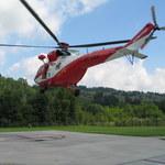 Groźny wypadek w Tatrach. Turysta spadł z Rysów