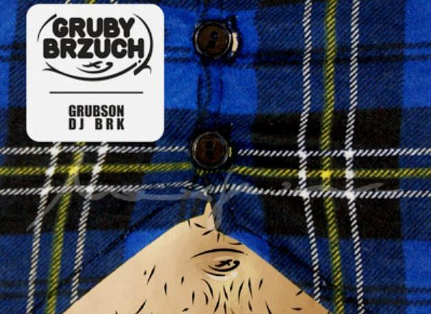 """""""Gruby brzuch"""" to wspólna płyta GrubSona i BRK /"""